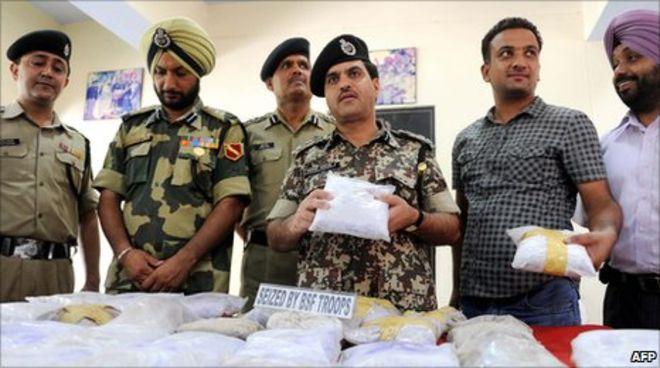 punjab drug trade